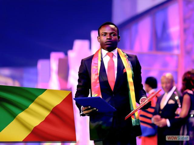 Samuel Mirady Kwamaka - Congo Brazzaville