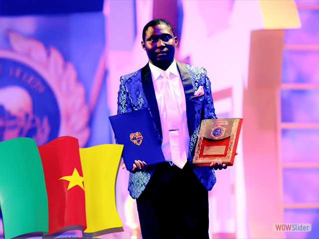 MUKETE DAVIDSON DIOH - CAMEROON