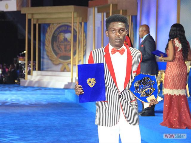 BENJAMIN OFORI – GHANA