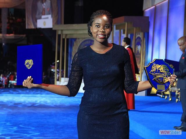 ROSE SAKALA – MALAWI <br> (STAR PRIZE WINNER 2015)