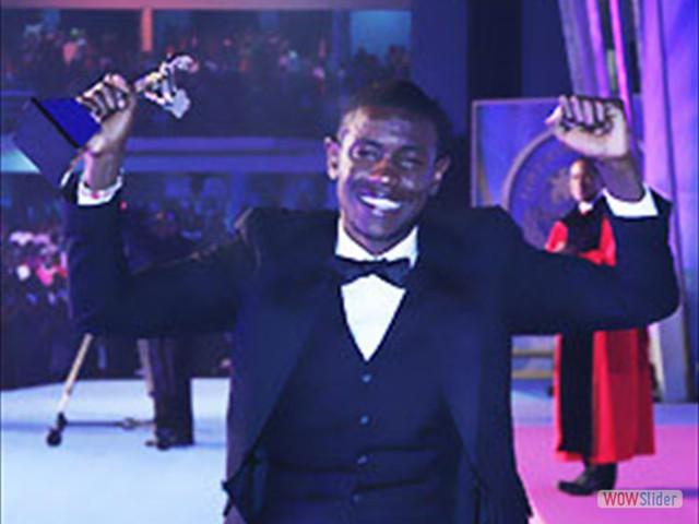 LOTAN SALAPEI- KENYA <br> (STAR PRIZE WINNER 2014)