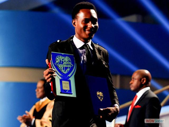 Ben Ndubuisi from Lagos, Nigeria