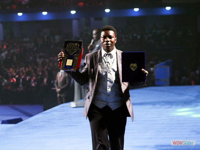 Daniel Akpor-Mensah from Accra, Ghana