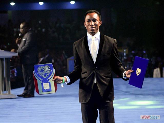 Mimshach Obioha from Lagos, Nigeria