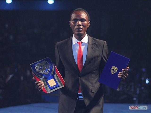 Tosin Ogunmodi from Lagos, Nigeria
